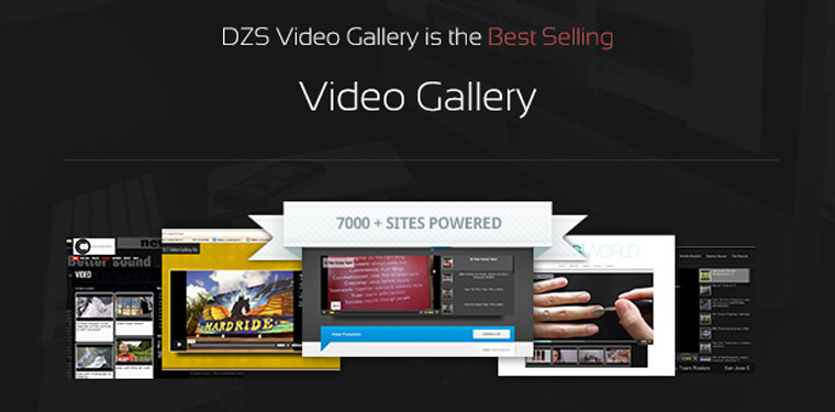 Galeria Wordpress Wtyczka Video Gallery