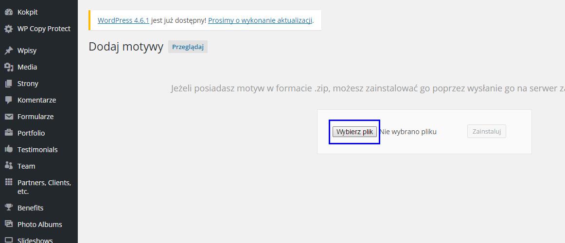 instalacja-szablonu-wordpress-poradnik4