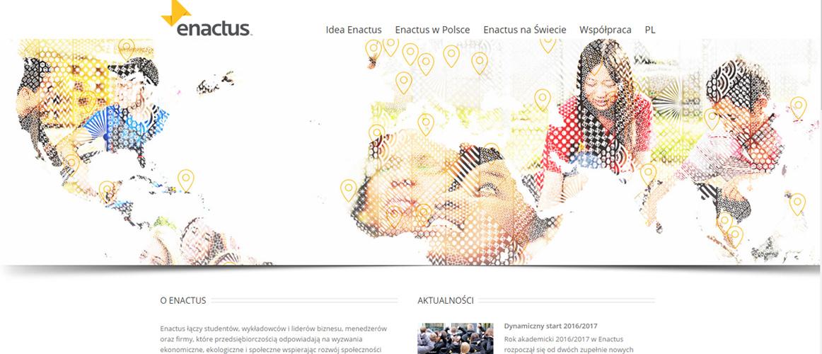 projektowanie-stron-www-enactus