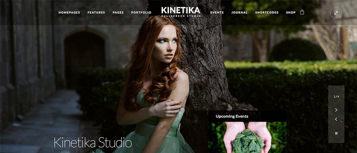 Wordpress dla fotografów