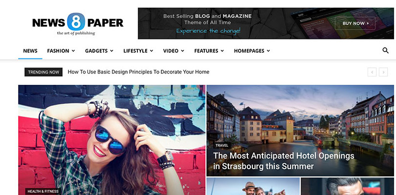 Newspaper_Szablon_Wordpress_Blog