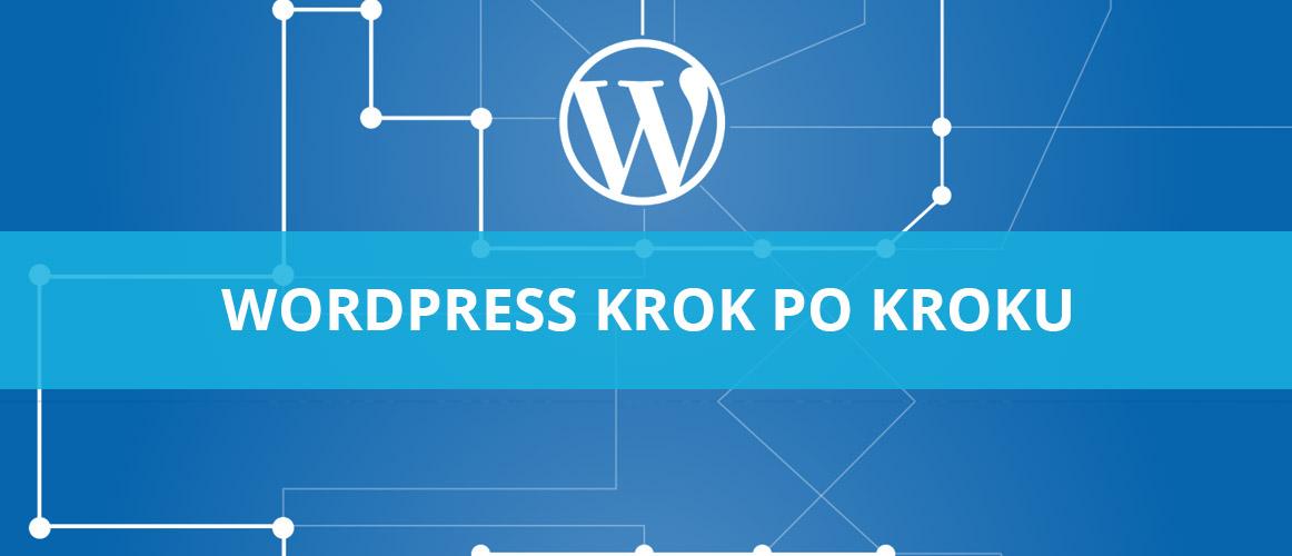Wordpress krok po kroku