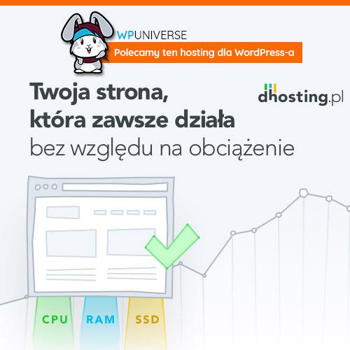 dhosting_najlepszy dla wordpress