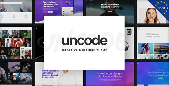 Kreatywne Szablony Wordpress Uncode